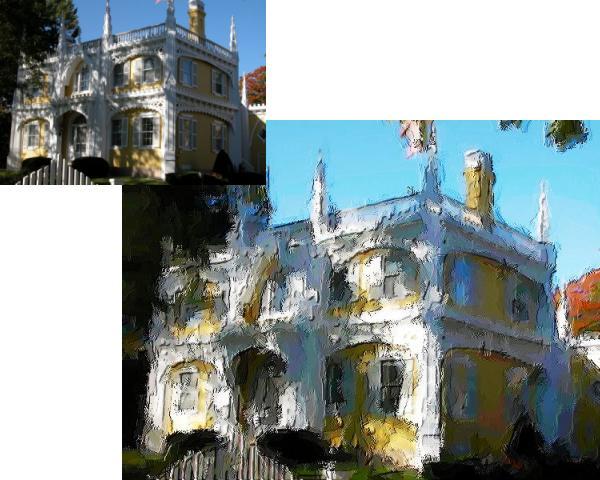 Dizteq com - Photoshop-compatible Plugins, Paint Shop Pro